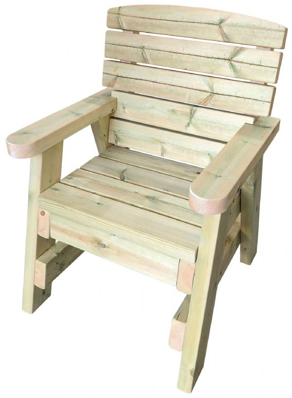 Heavy Duty Garden Chairs Made in the UK | Buy Online Today