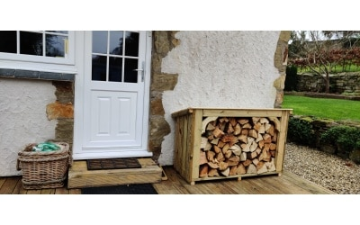 The Benefits Of A Log Fire And Store