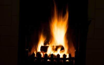 Log Fire Safety