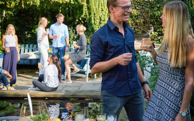 Everything You Need For A Great Garden Party This Summer