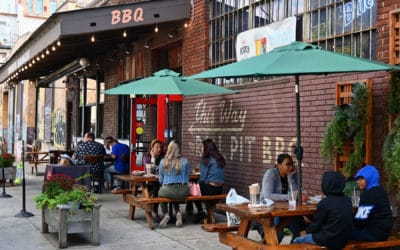 Is Outdoor Dining Here To Stay For Our Pubs & Restaurants?